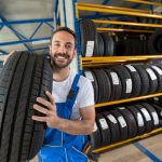 Entreposage de pneus - MSB Mécanique
