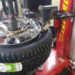 Pose de pneus - MSB Mécanique